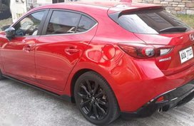 Mazda 3 speed hatchback top of the line