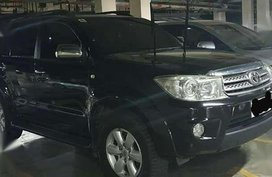 2010 Toyota Fortuner 4x2 for sale