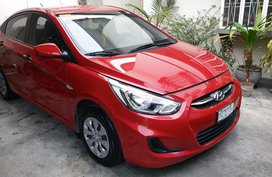 2016 Hyundai Accent Crdi Manual