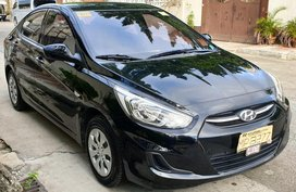2016 Hyundai Accent 5 Speed Manual