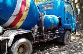 Isuzu Elf Wide Cement Mixer 2016 for sale