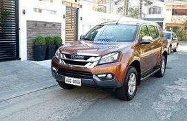 2016 Isuzu MUX 3.0 4x2 A/T Diesel