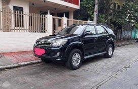 Toyota Fortuner g 2014 model for sale