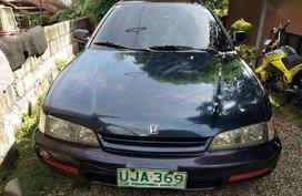 Honda Accord manual 1996 for sale