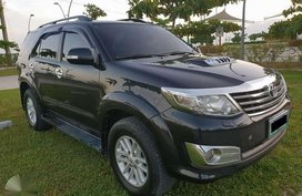 2013 Toyota FORTUNER G D4D for sale