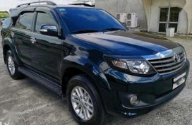2014 Toyota Fortuner 2.7g Gas for sale