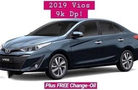 Toyota Vios Low DP 2019 NEW FOR SALE