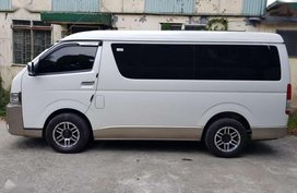 Toyota Hiace 2016 model for sale