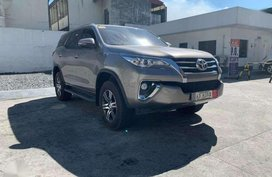 2018 Toyota Fortuner G AT for sale