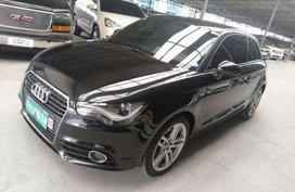 Audi A1 FFSI coupe black 2012 S line