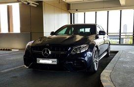 2018 Mercedes Benz E-Class for sale