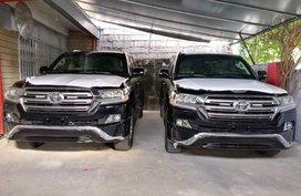 2019 Toyota Land Cruiser Bulletproof level b6 for sale