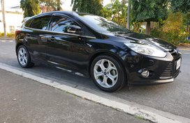 Ford Focus 2014 Sports Automatic Casa Maintained
