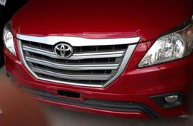 Toyota Innova 2015 diesel manual for sale