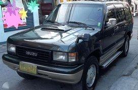Isuzu Bighorn Trooper 4x4 Automatic Diesel 1993
