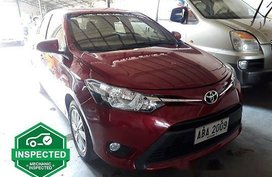 Toyota Vios 2015 E AT for sale