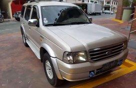 Ford Everest 2005 model for sale