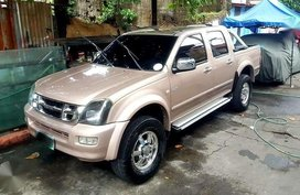 2004 Isuzu Dmax LS for sale