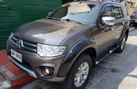 2014 Mitsubishi Montero Sport GLSV Automatic