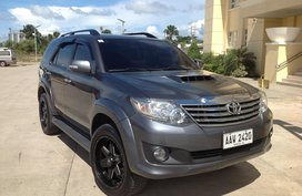 Toyota Fortuner G 2014 for sale