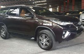 2017 Toyota Fortuner 2.4 G Automatic 4x2 for sale