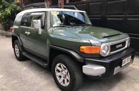 2014 Toyota Fj Cruiser 4x4 for sale