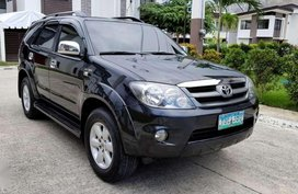 Toyota Fortuner G vvt-i 2.7 Automatic Cebu Unit 2007