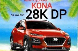 Like new Hyundai Kona for sale