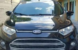 2017 Ford Ecosport trend automatic for sale
