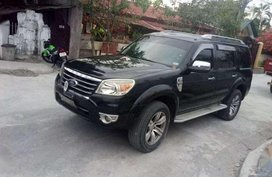 Ford Everest manual 2011 for sale