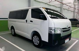 Transfer Now 20k Dp All Toyota Hiace 2019 new for sale