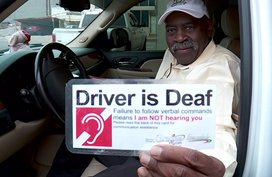 Deaf Drivers: Is the road a place for them?