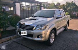 Toyota Hilux Manual 2013 for sale