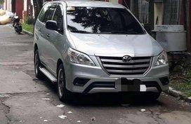 2015 Toyota Innova E diesel for sale