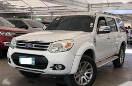 LIMITED EDITION 2013 Ford Everest 4x2 Automatic Diesel