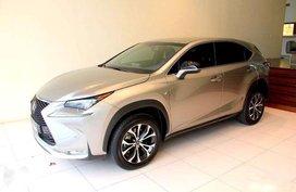 2015 Lexus Nx for sale