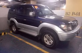 TOYOTA LAND CRUISER 1998 MANUAL FOR SALE