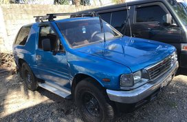 1996 Isuzu Mux Automatic Diesel 4X4 for sale