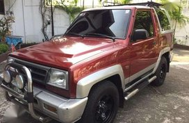 1999 Daihatsu Feroza for sale