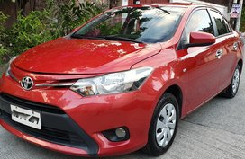 2016 Toyota Vios Manual for sale