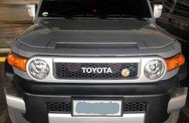 2014 Toyota FJ Cruiser AT 4x4 for sale