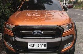 2016 Ford Ranger Wildtrak 3.2 for sale