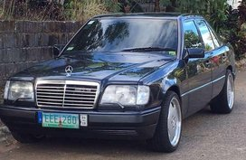 Mercedes Benz w124 1989 for sale