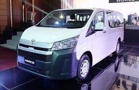 2019 TOYOTA HIACE FOR SALE