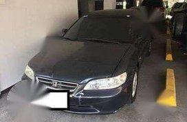 1999 Honda Accord MT for sale