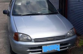Toyota Starlet 1999 model for sale