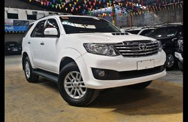 2014 Toyota Fortuner 2.5 G Dsl 4x2 AT for sale