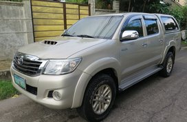 2013 Toyota Hilux E 4x2 Manual G Look for sale