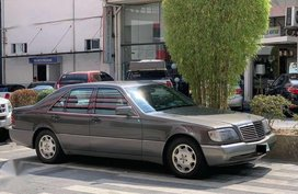 1994 Mercedes Benz S280 W140 for sale