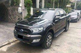 Ford Ranger Wildtrak 2016 AT for sale